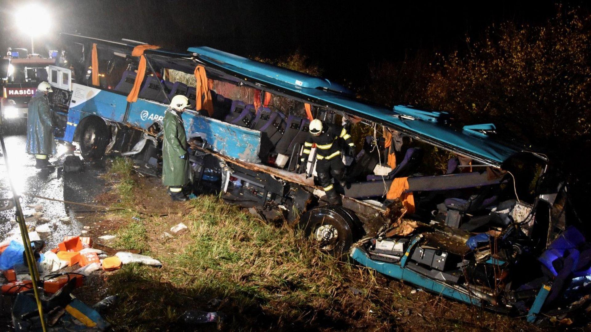 България изрази съболезнования на Словакия за тежкия инцидент