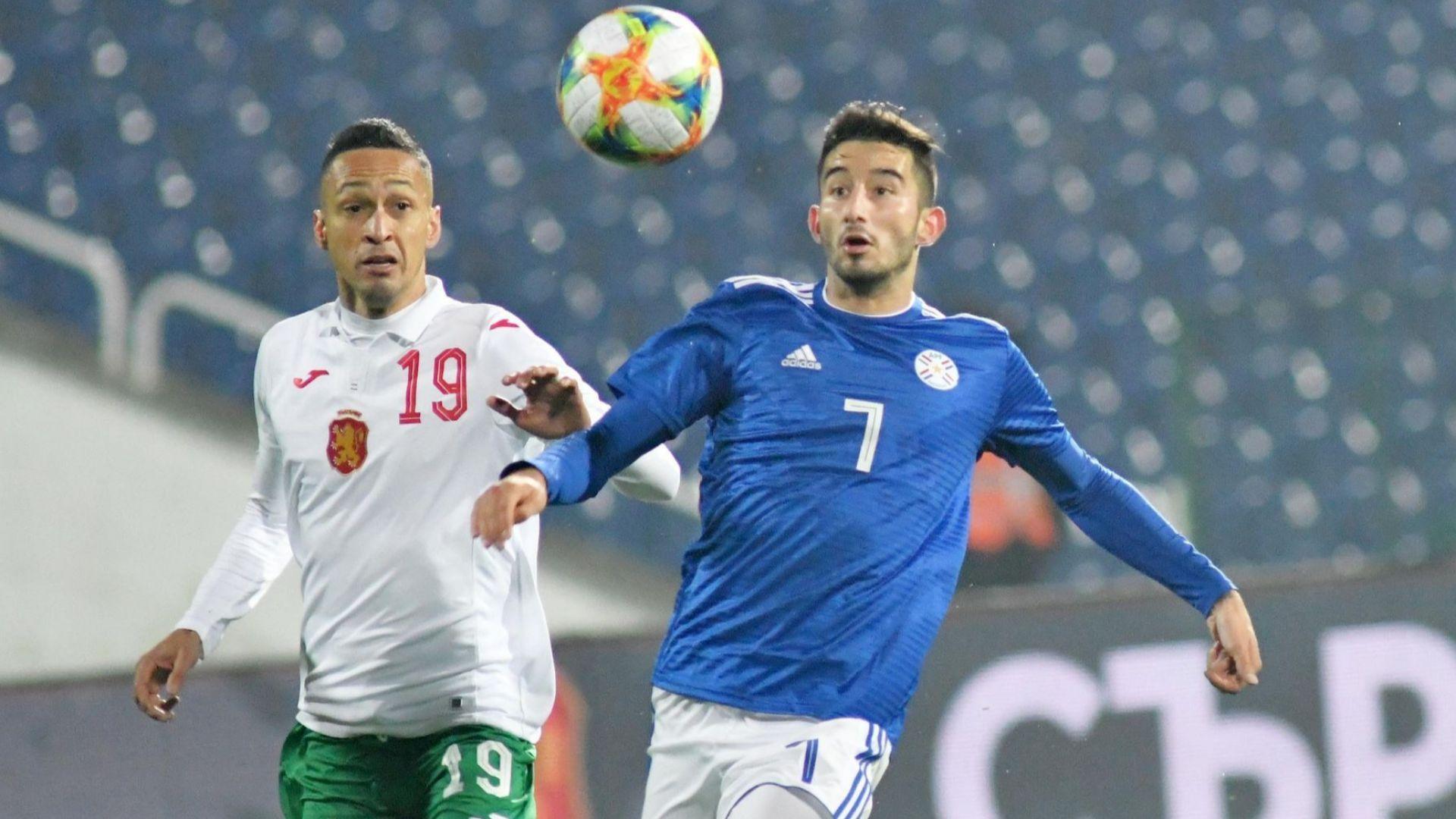 Парагвай без проблеми удължи тъжната серия на българския отбор