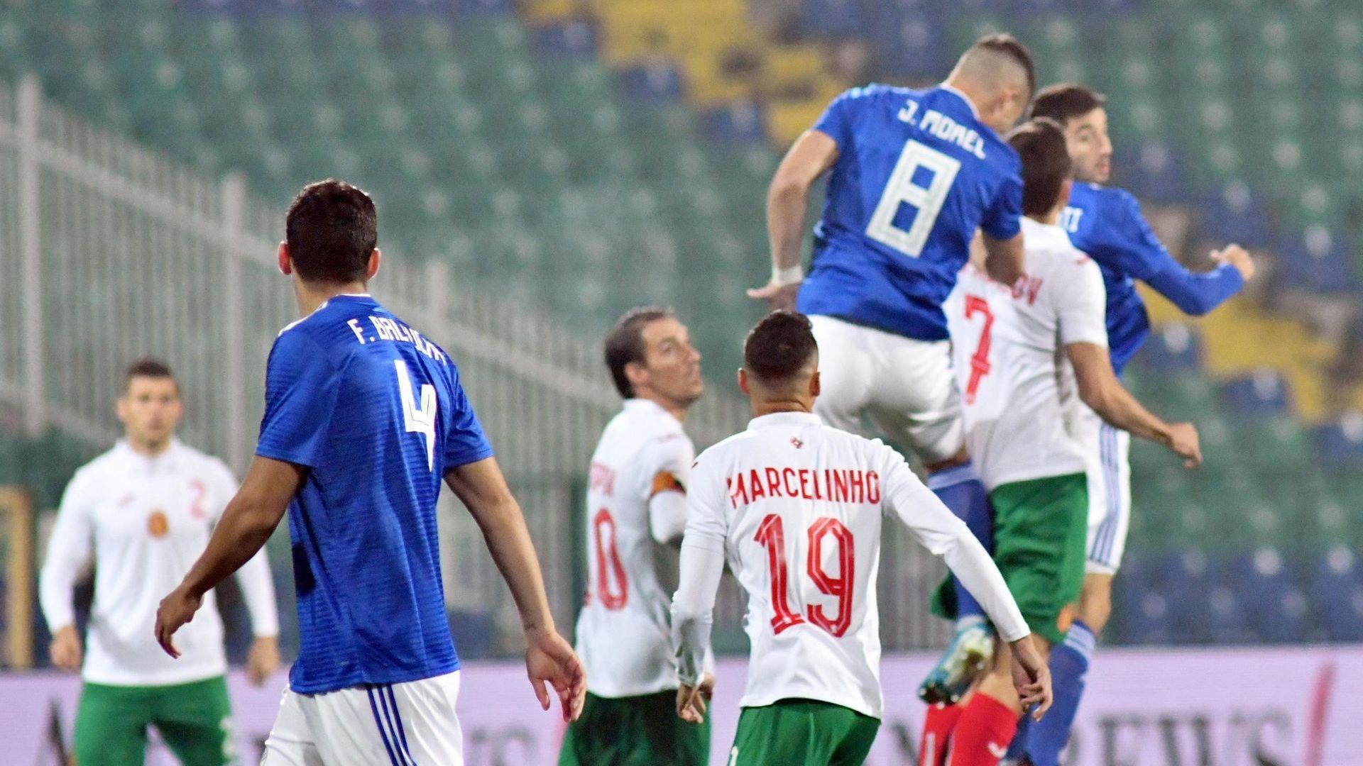 Рефер за скандалния мач България - Естония: Някои играчи се погрижиха за дузпите