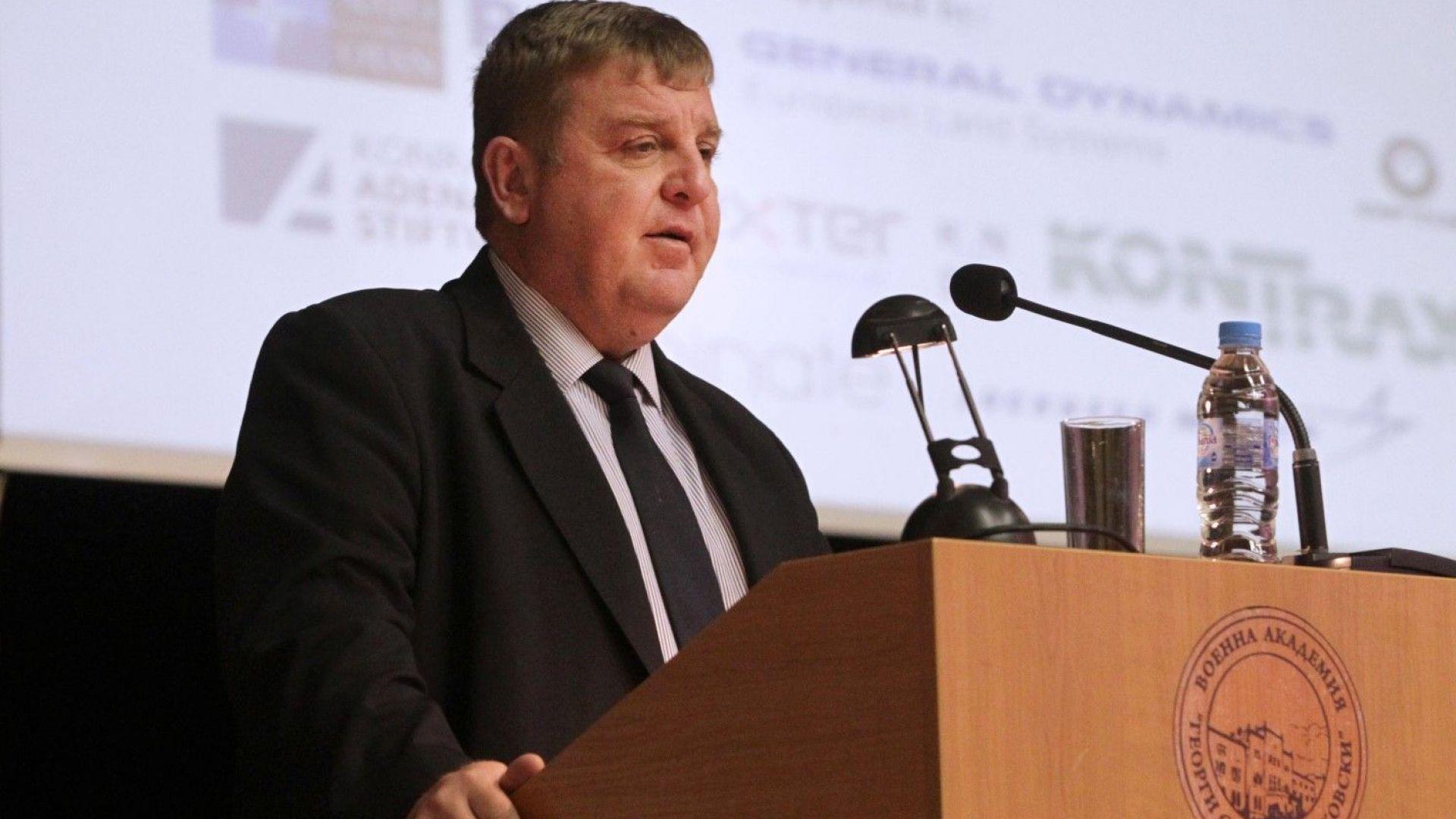 Каракачанов отговори на Дачич: Искаме Сърбия да спазва законите за малцинствата