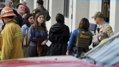 Момиче и момче са убити при стрелба в калифорнийска гимназия