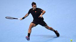 Федерер отмъсти сладко на Джокович точно в Лондон и е на полуфинал