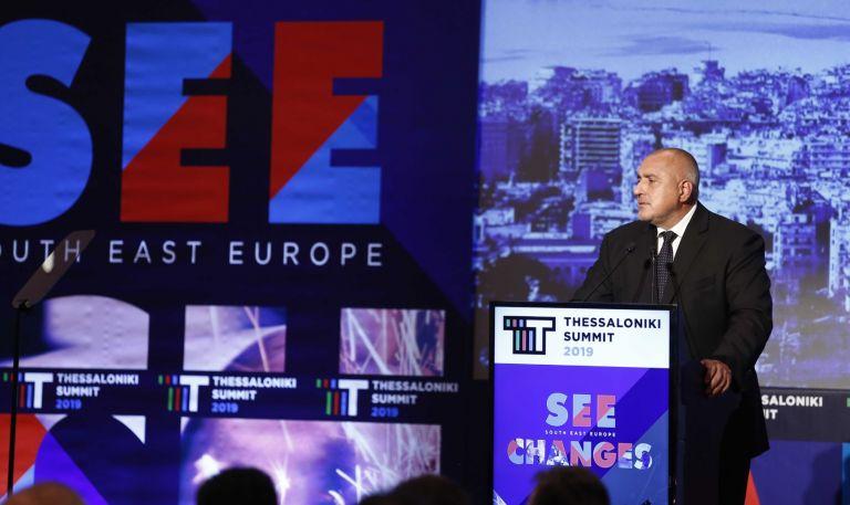 Бойко Борисов се ангажира да продължи да помага на колегата си Зоран Заев по европейския път на Северна Македония