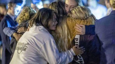На рождения си ден ученик стреля в калифорнийска гимназия и остави двама мъртви