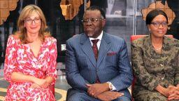 Българско завръщане в Ангола след пробива в Намибия