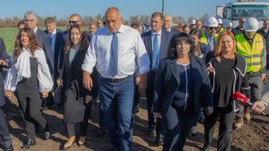Как Борисов загрява за срещата с Тръмп