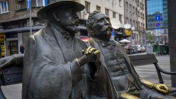 До 10 дни възстановяват откраднатия бастун на Пенчо Славейков