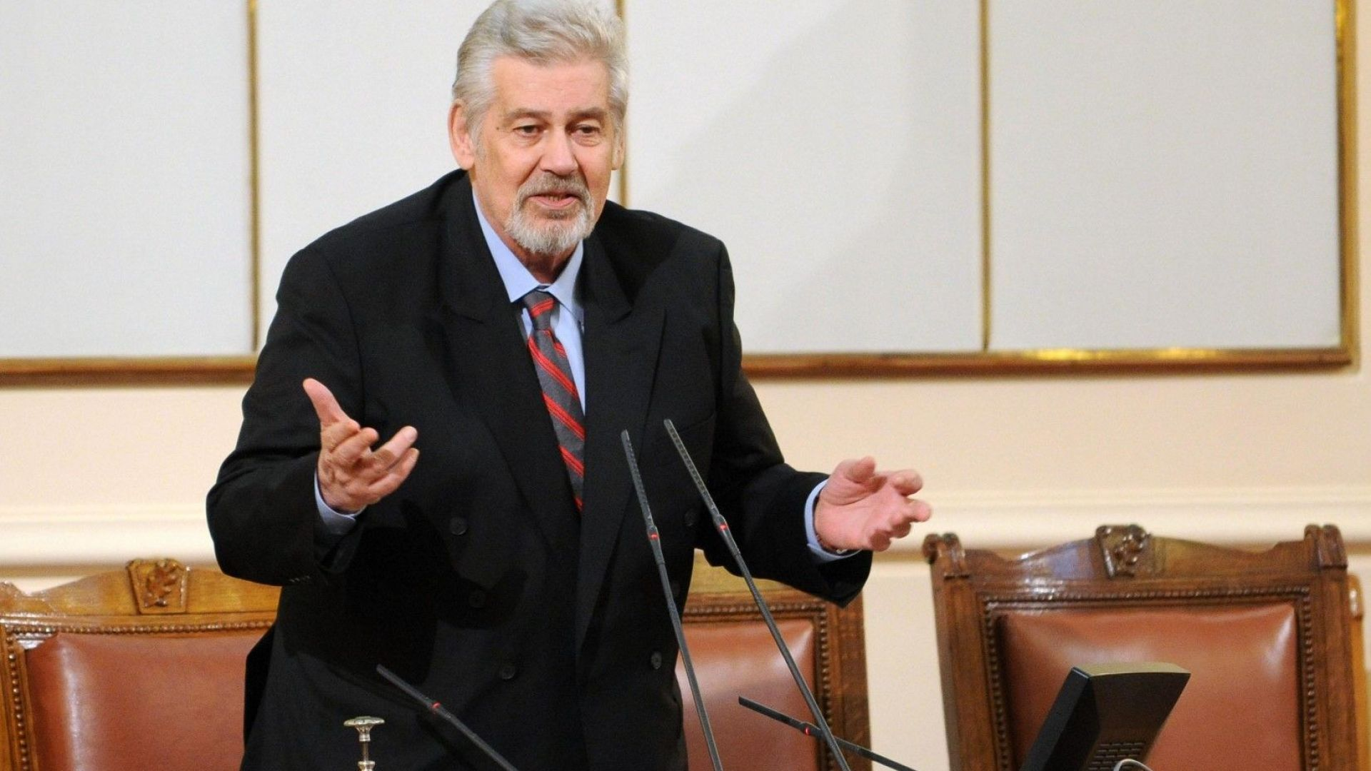 Почина Стефан Данаилов