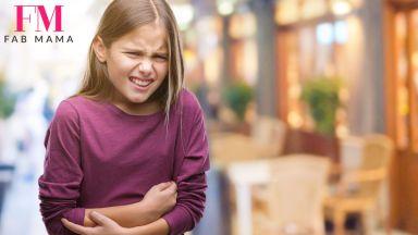 Натуралните решения, когато детето страда от болен корем