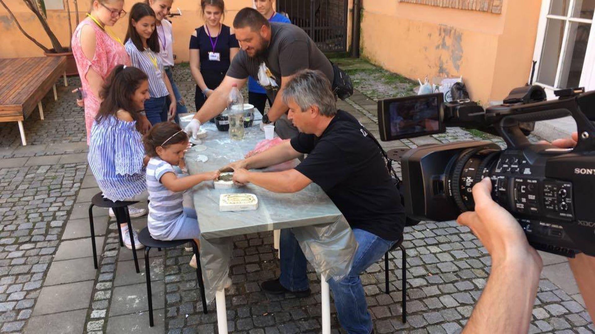 Русенският музей кани бащите и техните деца в Музея на