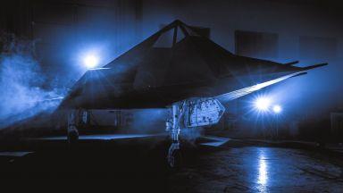 САЩ вади от хангара пенсионирания стелт F-117