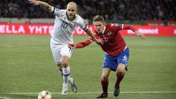 Финландия пише история и подари на България втори шанс за Евро 2020