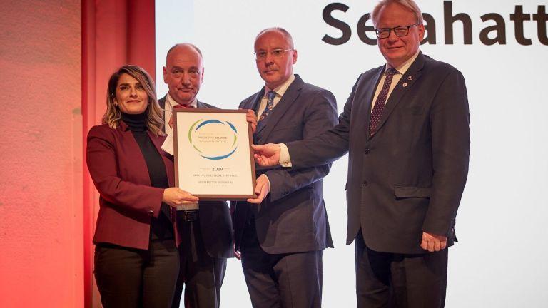Президентът на ПЕС връчва наградата за политическа смелост на съпругата на Селахатин Демирташ - Башак Демирташ