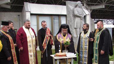 Йотова откри паметник на Капитан Петко войвода на българо-гръцката граница