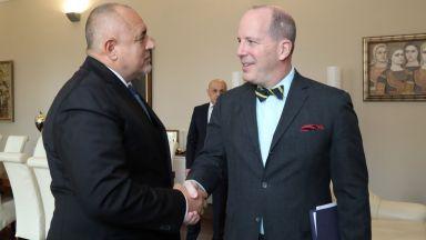 Борисов увери Вашингтон, че можем осигурим енергийна диверсификация