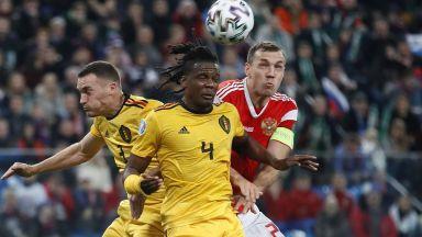 Белгия си направи кефа и разби Русия в мач без смисъл