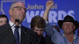 Демократ нанесе тежък удар по Тръмп в Луизиана
