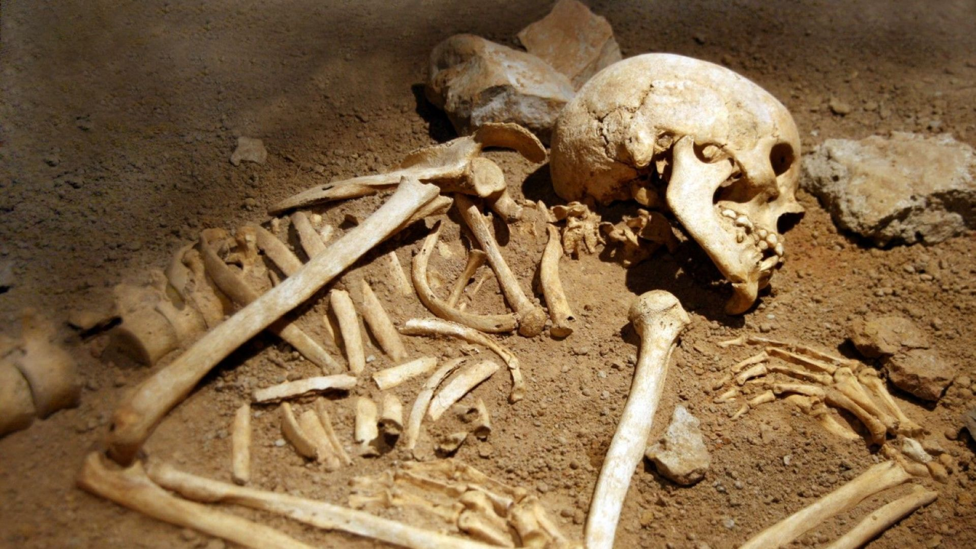 Зловеща находка: Руснак откри масов гроб в изкоп за къща