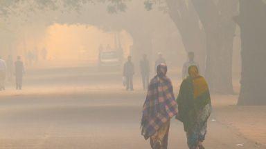 Заради смог не работят всички училища в най-големия град в Пакистан