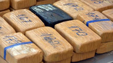 Откриха 35 кг хероин в български автомобил на Дунав мост