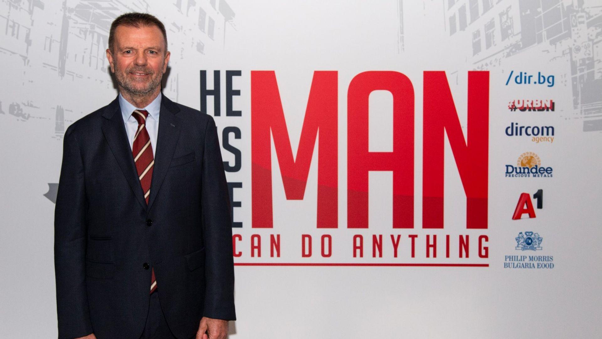 Официално: Стойчо Младенов е новият треньор на ЦСКА, клубът освободи всички директори
