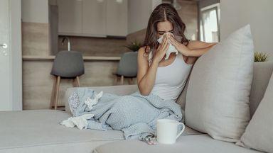 Как да се справим с настинката и грипа за 24 часа