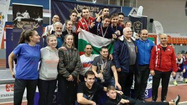 """България взе отборното злато на """"Сабята на Етрополски"""""""