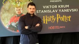 """Станислав Яневски, изиграл Виктор Крум в """"Хари Потър"""", заблуди всички, че е станал баща"""