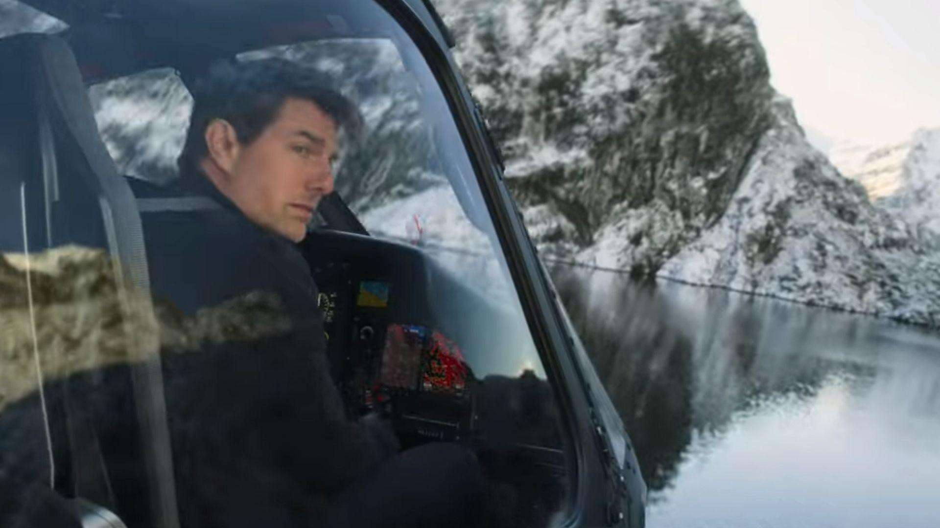 """Спряха снимките на """"Мисията невъзможна 7"""" заради коронавирус в екипа"""