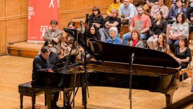 Виртуозът на пианото Людмил Ангелов, с втори концерт с музика на Шопен