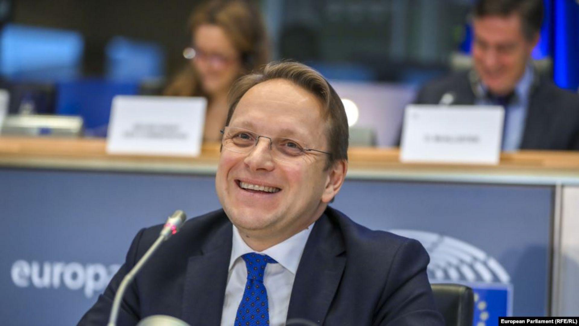 ЕП даде предварително одобрение за всички кандидати за еврокомисари. Кандитатът