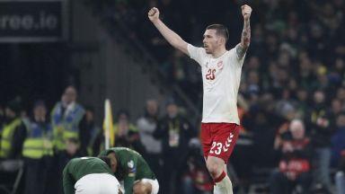 Дания уби ирландските надежди, Италия громи с 9:1