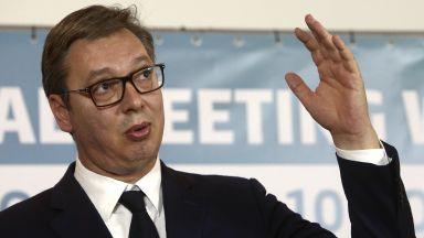 Вучич: Сърбия е подложена на силна разузнавателна дейност на много страни