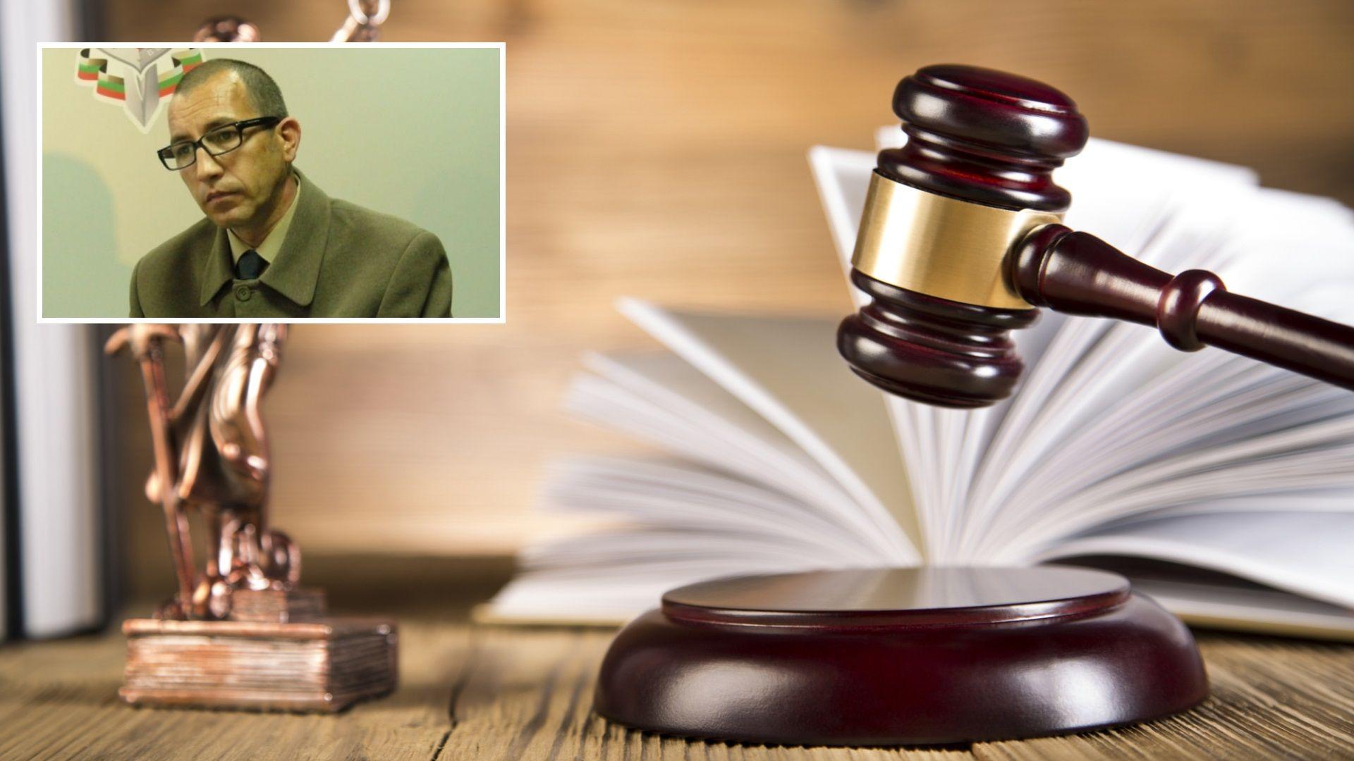 Прокурор е оправдан за натиск над колеги заради невменяемост