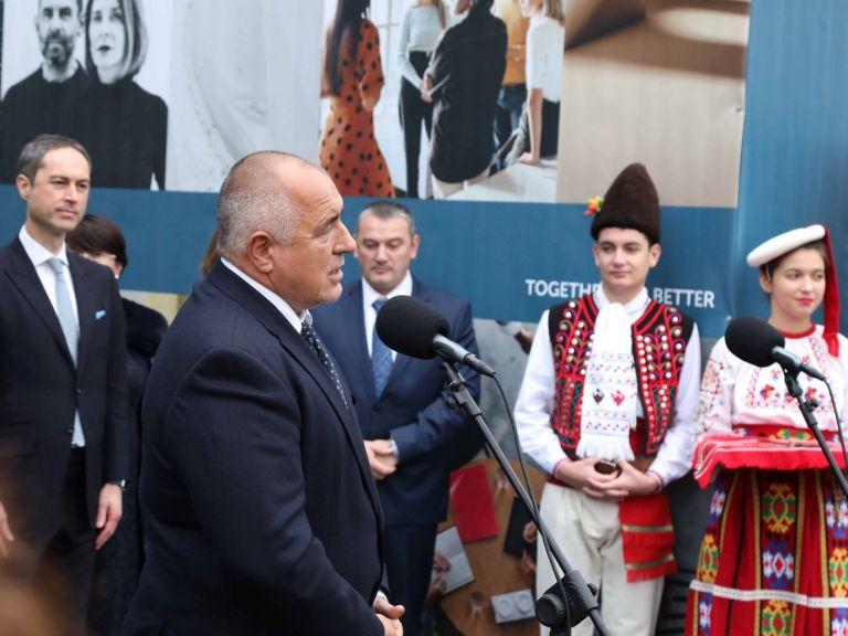 Борисов: От Севлиево до Германия само по магистрала (видео)