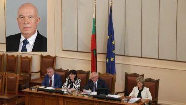 Воля предложи Симеон Найденов за председател на Антикорупционната комисия