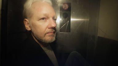 Швеция прекрати делото срещу Джулиан Асандж за изнасилване