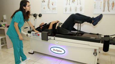 Уникален за България тренажор във Варна спасява пациенти от операция на гръбнака