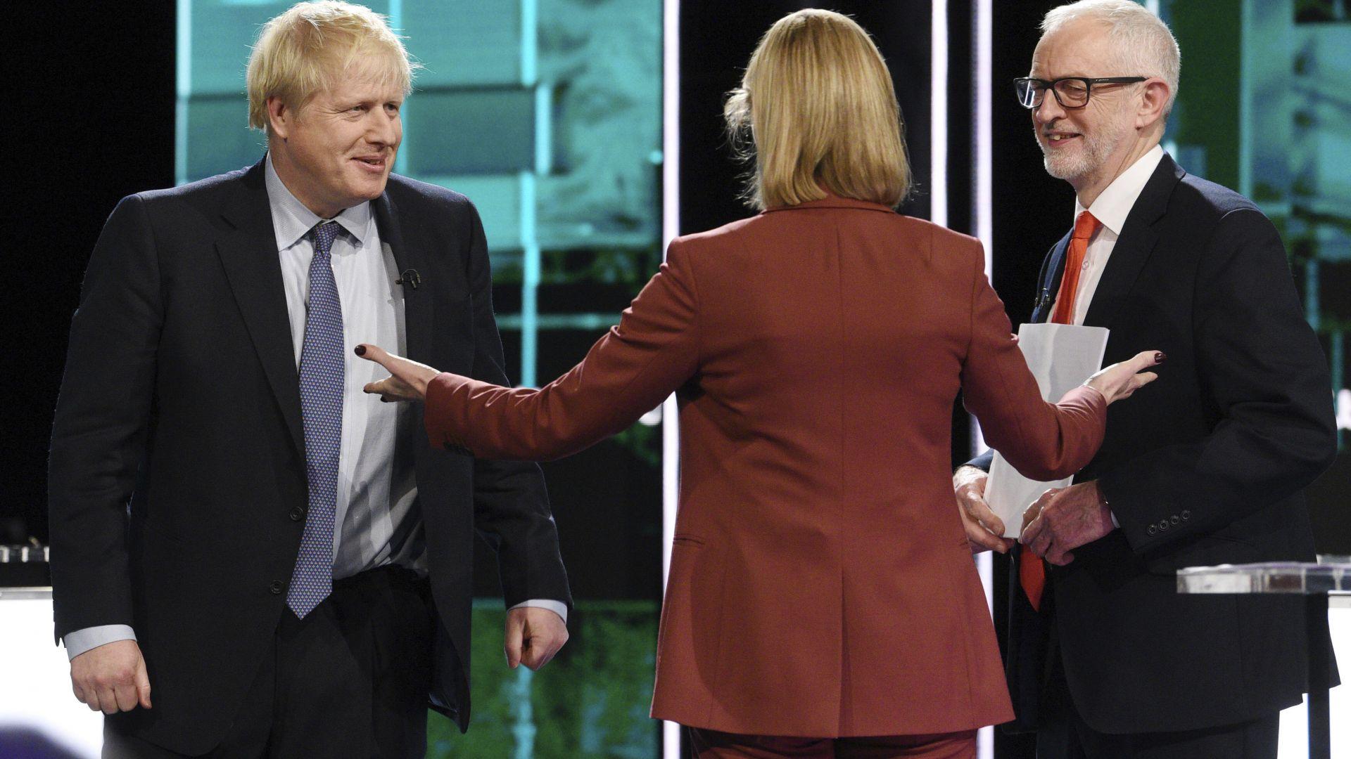 Решаващ ден за Великобритания. Страната гласува на извънредни избори за