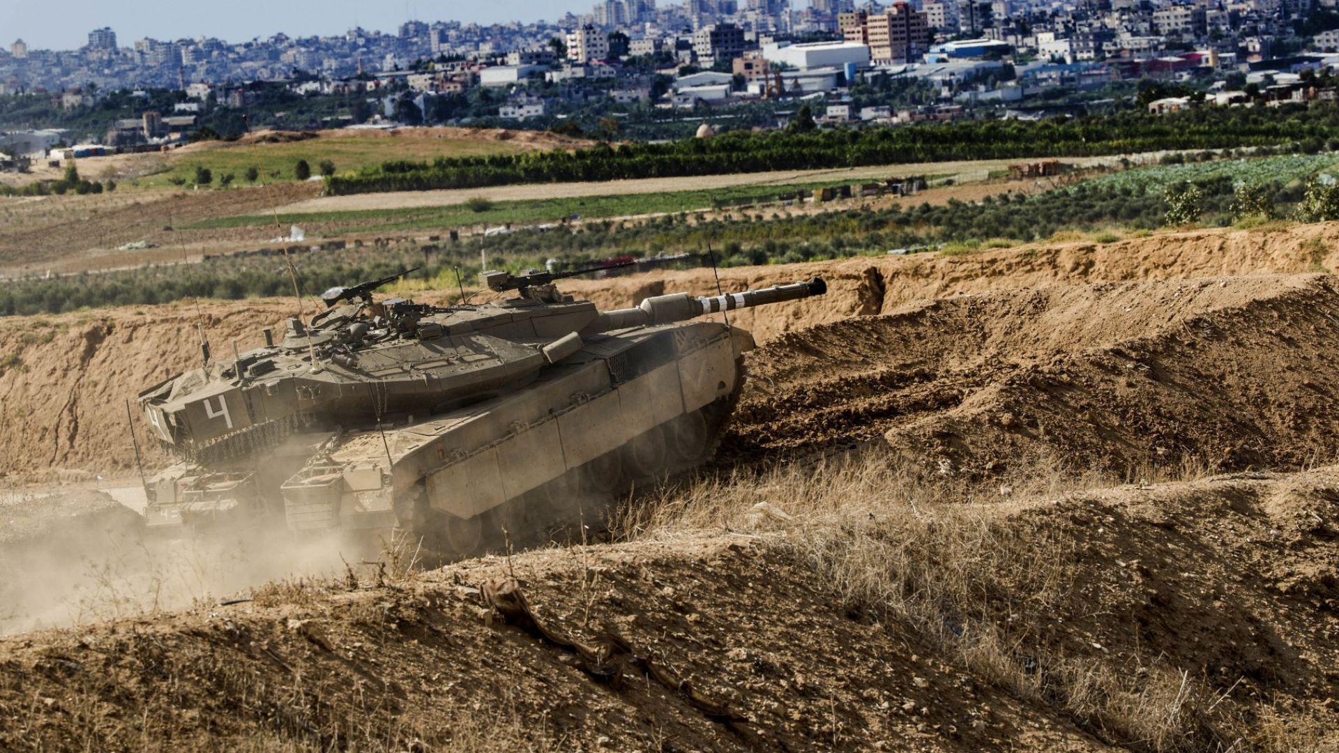 Израел е осъществил атаки срещу ирански и сирийски военни цели