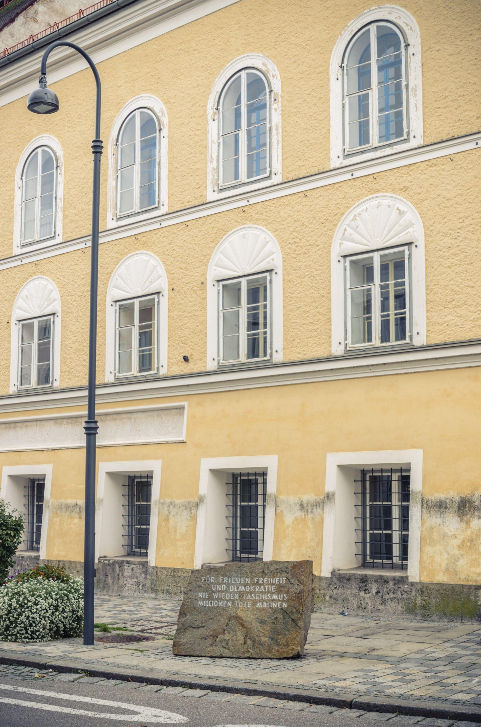Родната къща на Хитлер