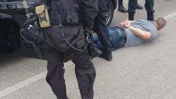 Задържаха в София крадец на багер за близо 500 000 лева