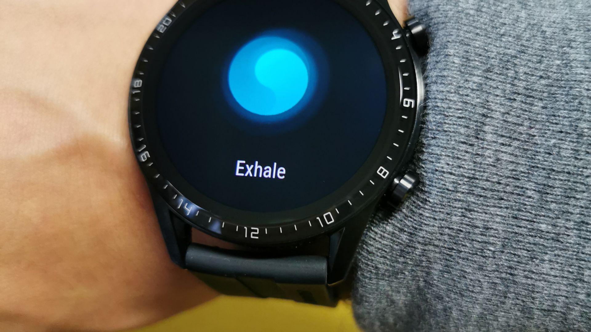 Huawei Watch GT 2 ви помага да се справите със стреса