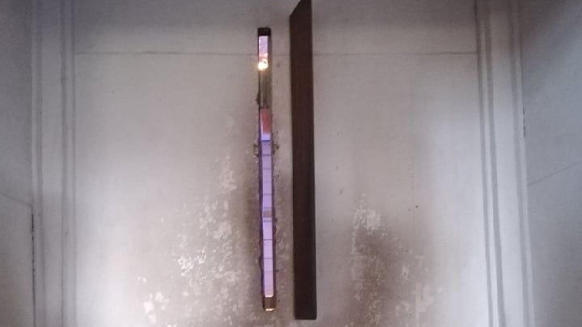 Това е стаичката на екзекутора, който е прострелвал затворниците