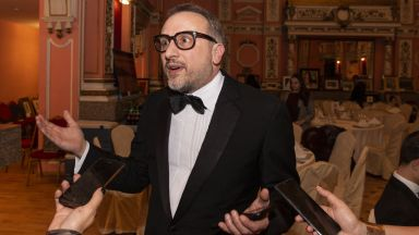 Лондонски галерист и чирак на гениалния Баския на лов за шедьоври у нас