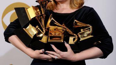 "Гаф разкри номираните за ""Грами"""