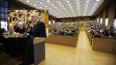 Преизбраха ректора на Софийския университет. Какво обеща да направи?