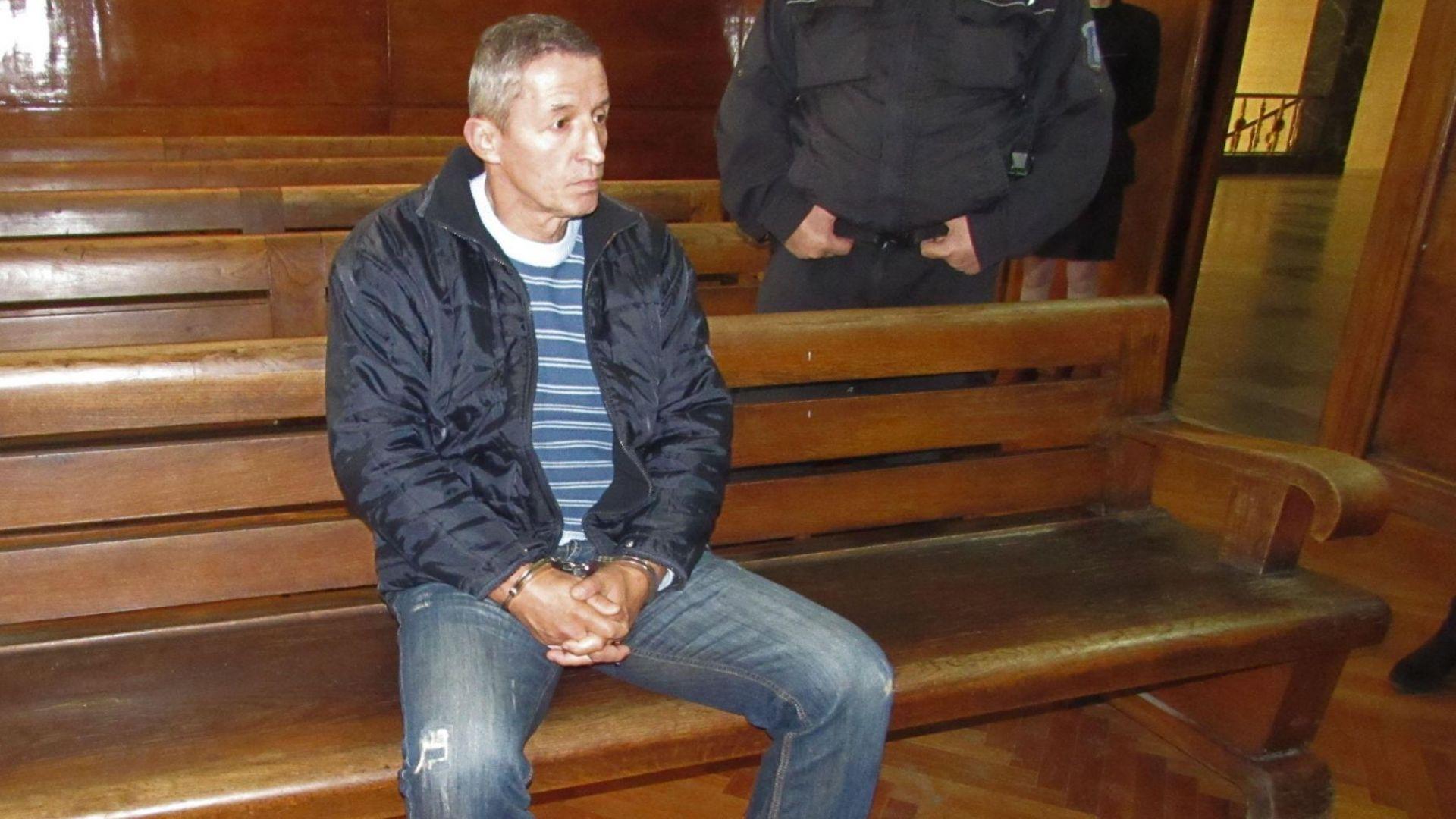 Русенският окръжен съд остави за постоянно в ареста 56-годишния шофьор