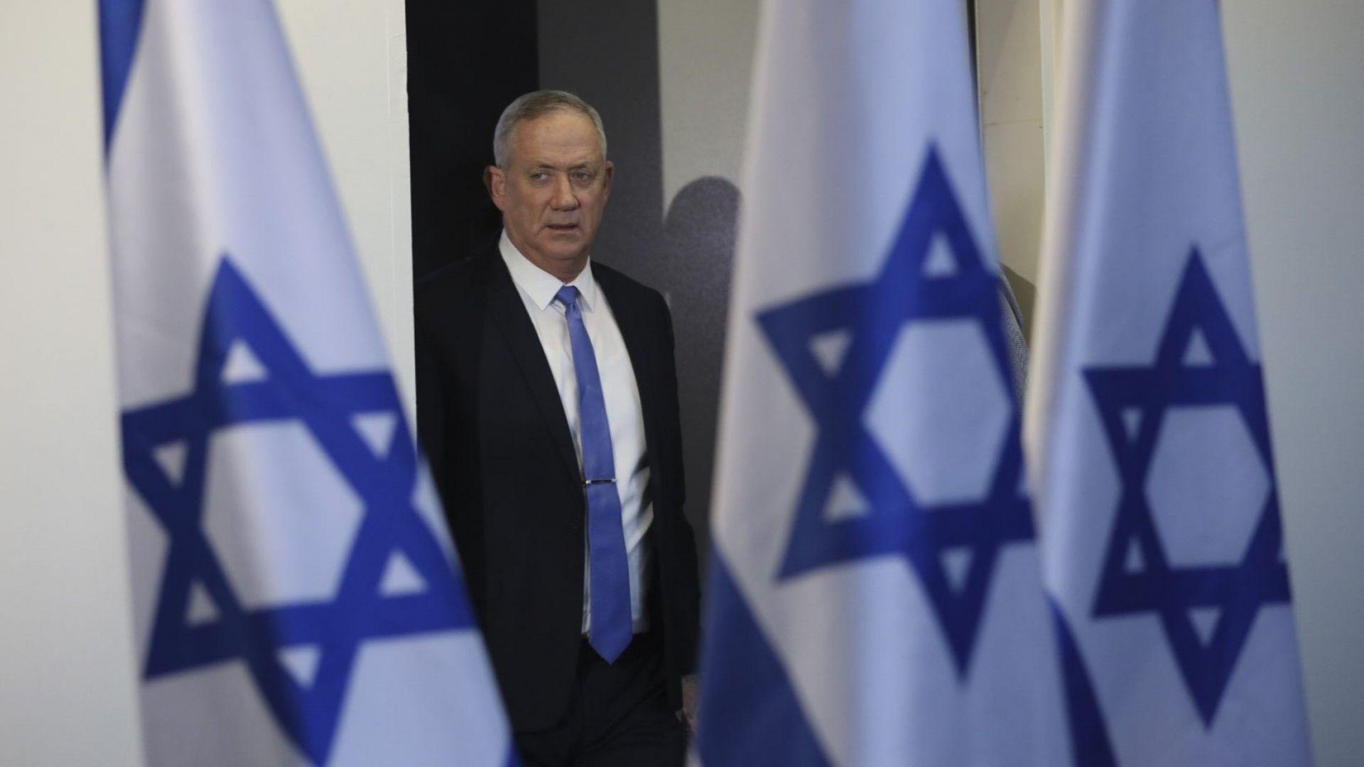 Бени Ганц, противникът на Нетаняху, също не можа да състави правителство