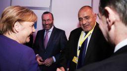 Борисов и Меркел се обявиха за силна Европа и за отпор на популизма